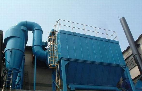 煤磨袋式防爆除尘器