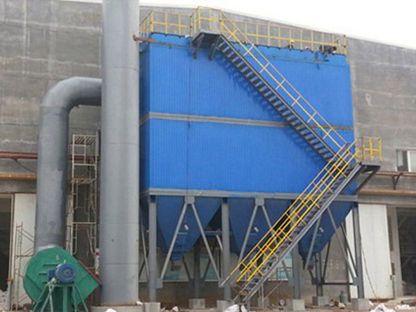 化肥厂烘干机除尘器