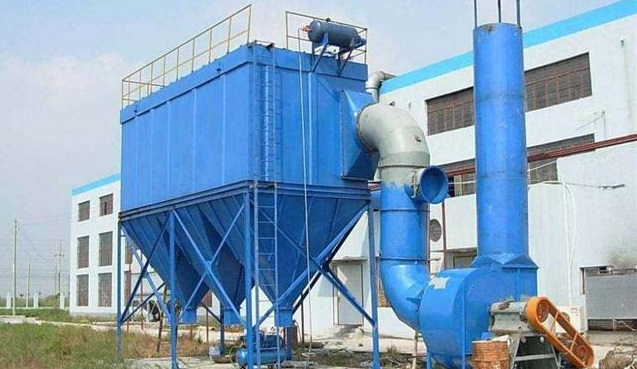 水泥厂耐高温除尘器