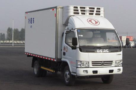 东风牌冷藏车