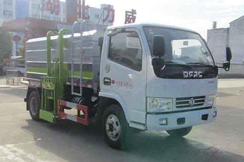 四川垃圾运输车厂家