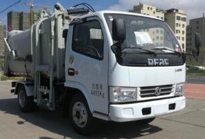 垃圾自动装卸车