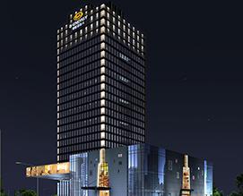 办公楼亮化工程