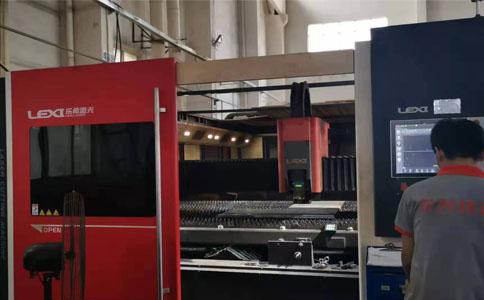 激光切割设备