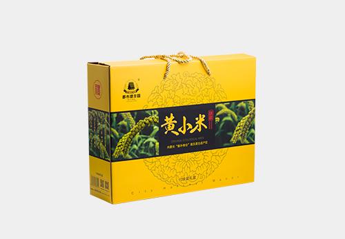 黄小米礼盒