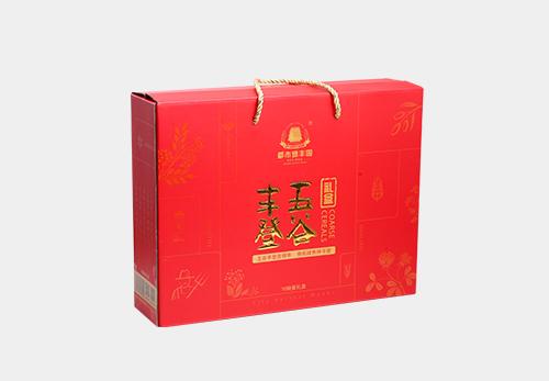 五谷丰登礼盒(10块装)