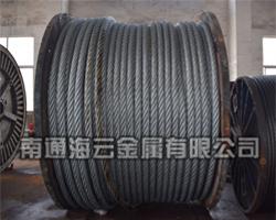 热镀锌钢丝绳