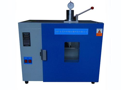 橡胶威式可塑性试验机