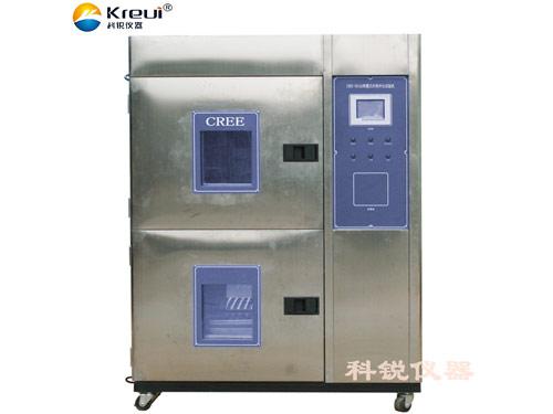 CREE-5012A两槽式冷热冲击试验机