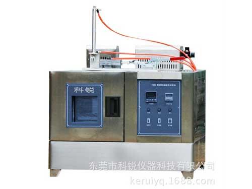 CREE-8004型单试样硫化橡胶低温脆