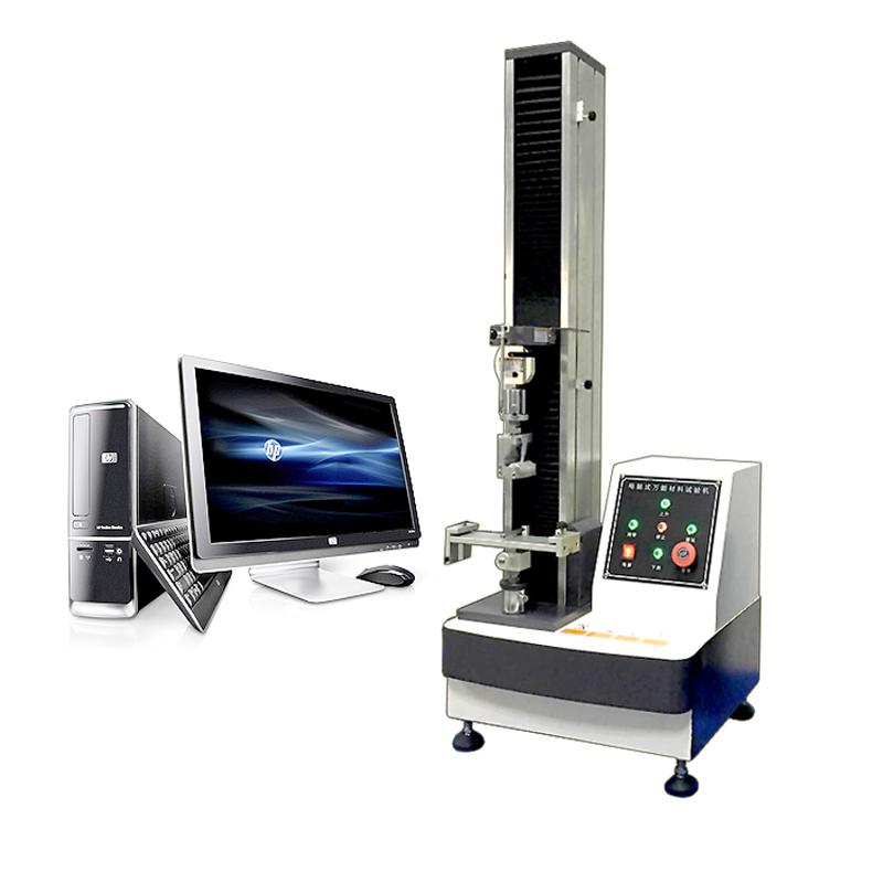 CREE-8007B 单柱桌上型电脑式试验机