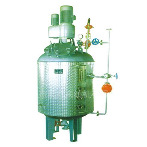 高温高压调浆桶