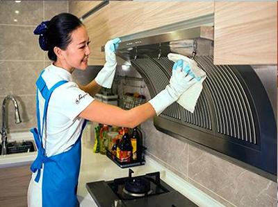 廚房油煙機清洗