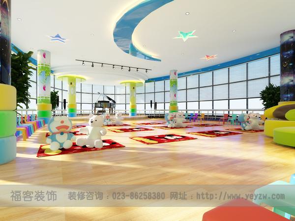 重庆幼儿园装修问题