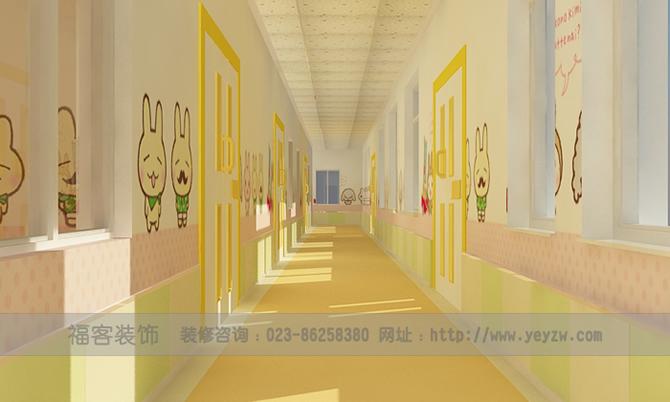 幼儿园设计布局