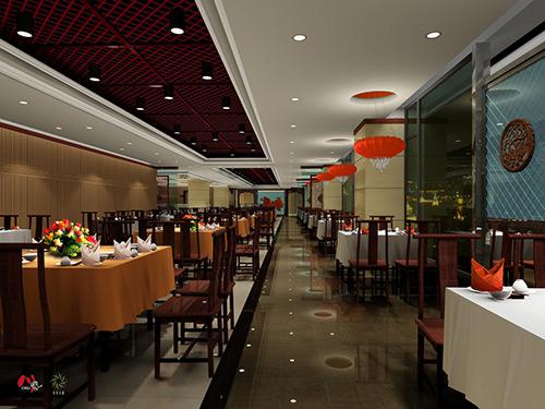 中式餐饮装饰需求