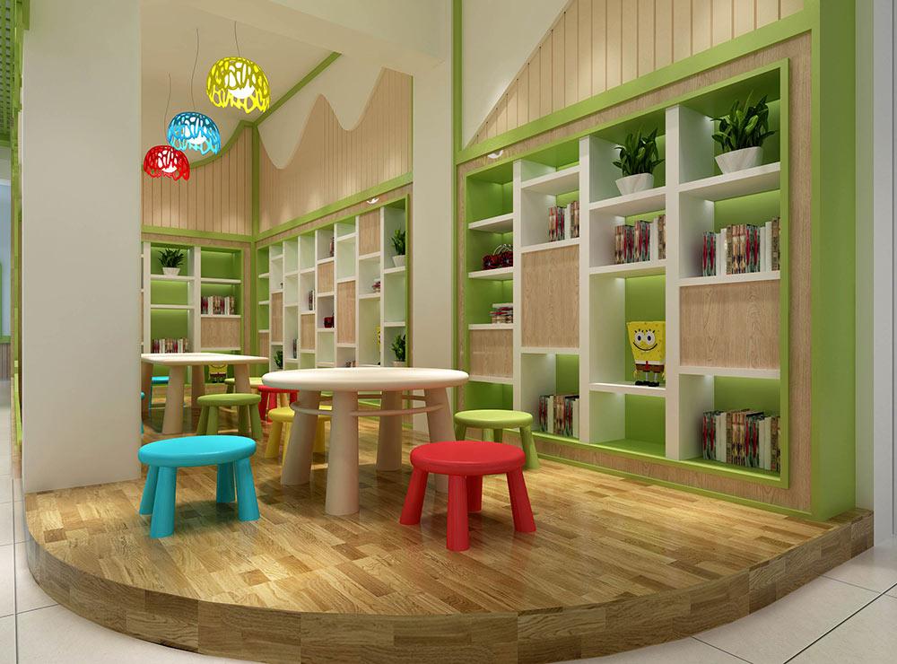 幼儿园装修设计公司
