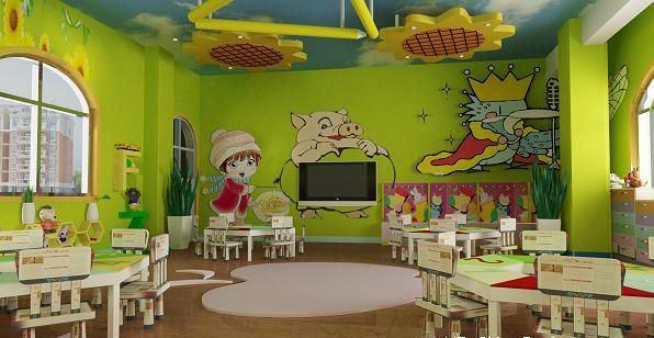 重庆市幼儿园装修设计及要求