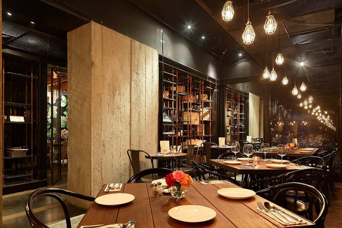 重庆主题餐厅装修