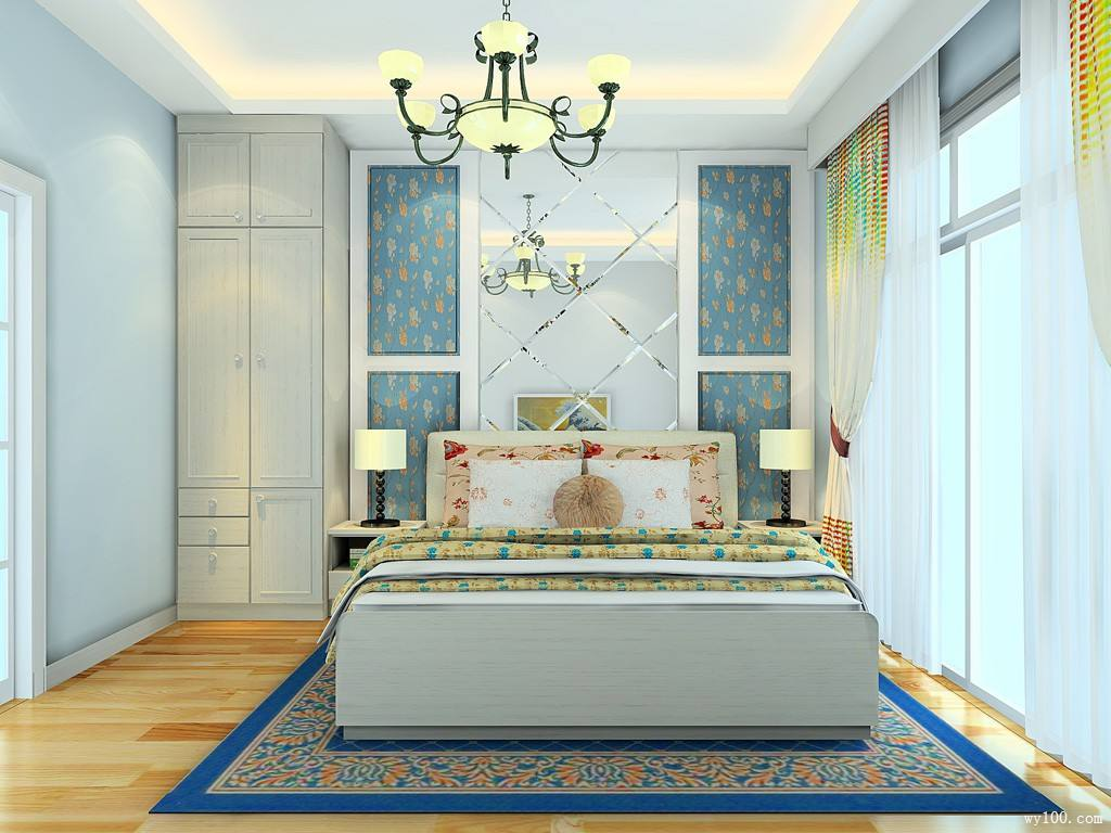 重庆卧室装修