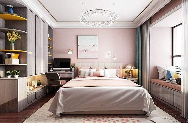 重庆卧室装修公司