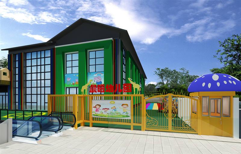 重庆幼儿园翻新多少钱