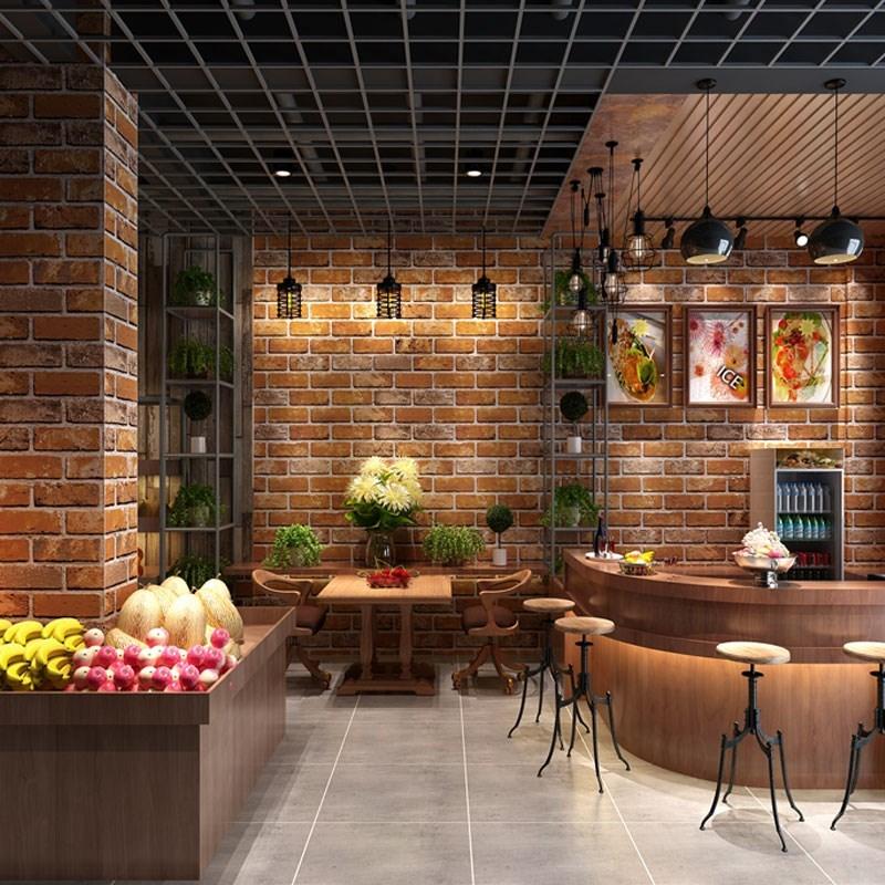 重庆餐饮店铺装修