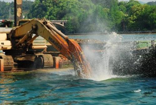 专业水下清淤