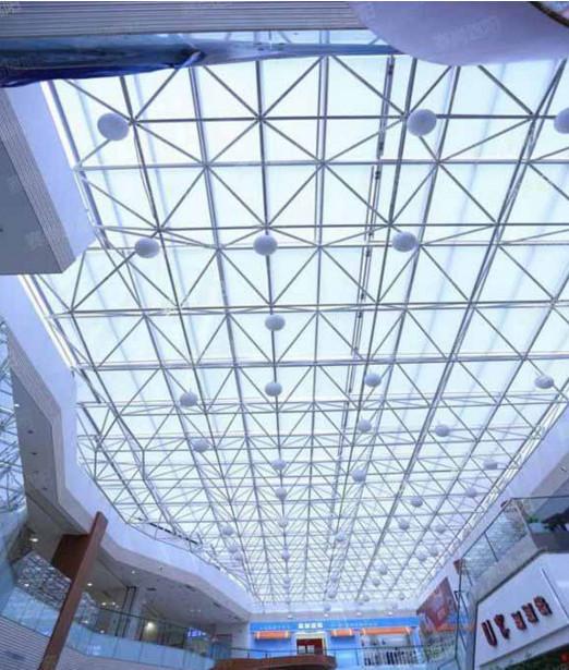 商场采光顶加工