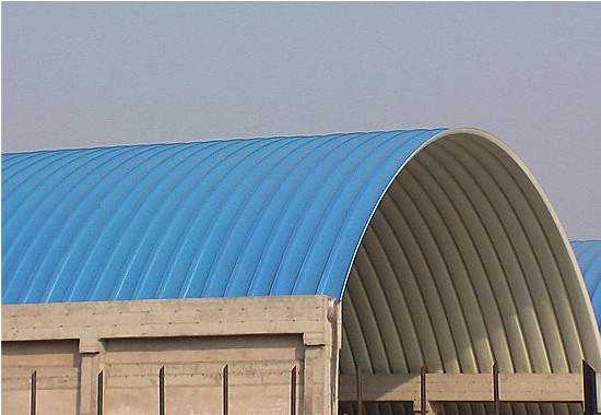彩钢结构屋顶制作