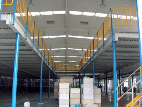 钢结构平台安装