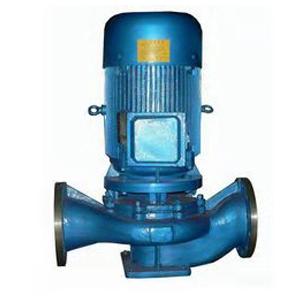 离心立式热水循环泵