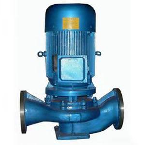 工业立式热水循环泵