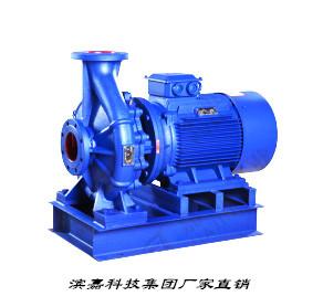 单级单吸热水管道离心泵