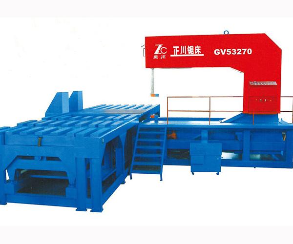 直行立式带锯床GV63270