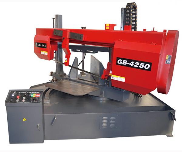 GB4250转角带锯床