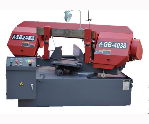 GB4038转角带锯床
