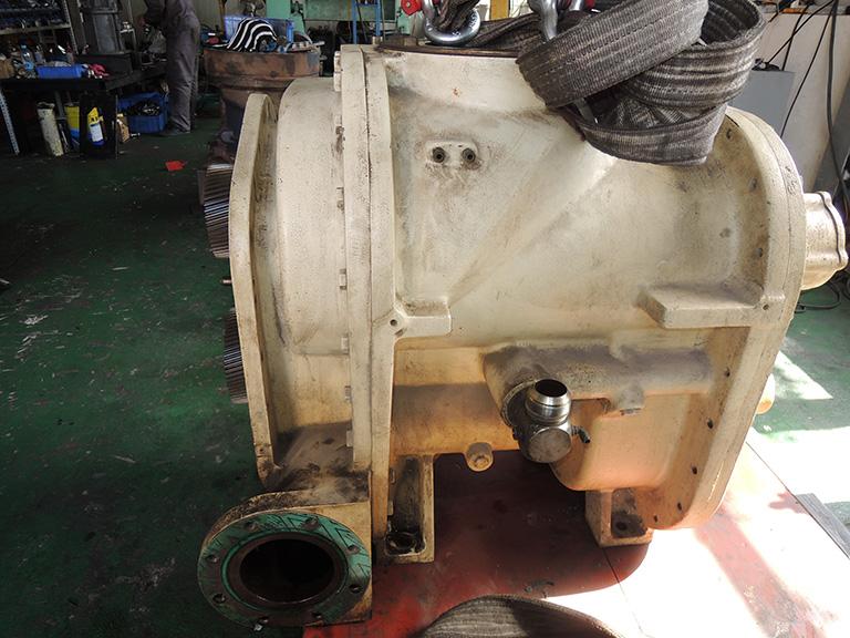 IR355KW双级压缩主机维修