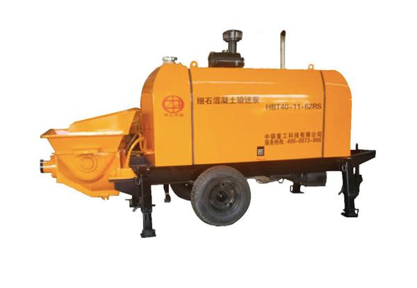 内蒙细石混凝土泵