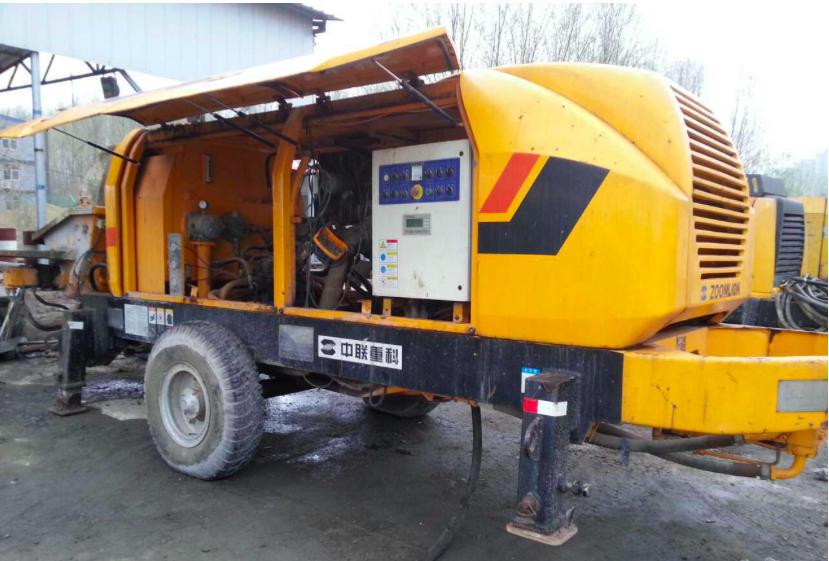 混凝土地泵销售
