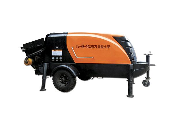 细石混凝土泵销售