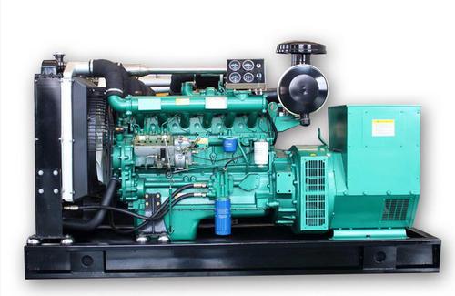 柴油發電機組安裝