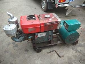 柴油發電機保養