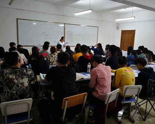 高中文化课培训
