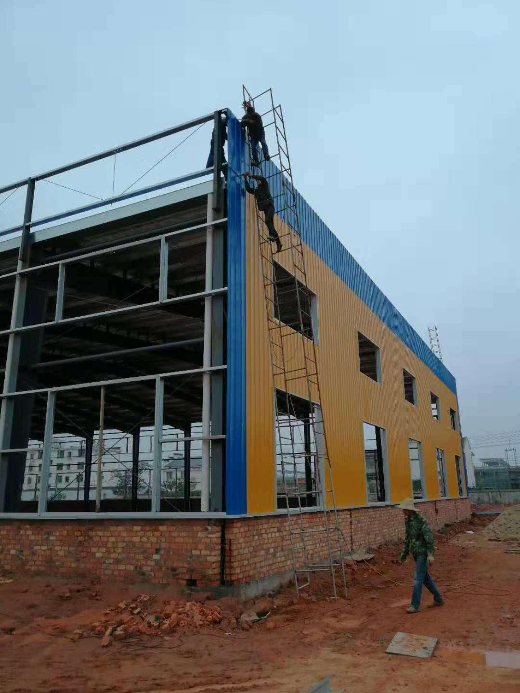 抚州钢结构工程