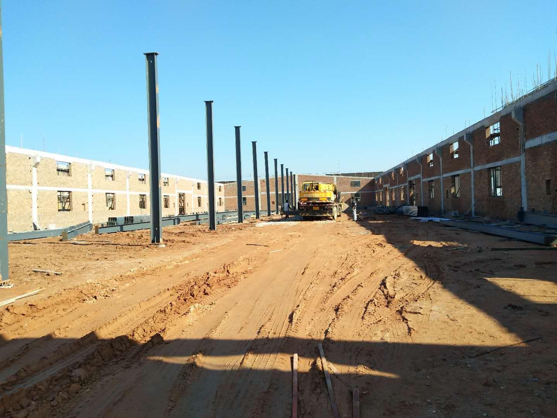 钢结构安装厂家