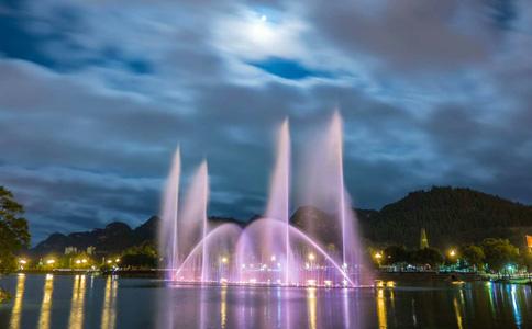 水景喷泉工程