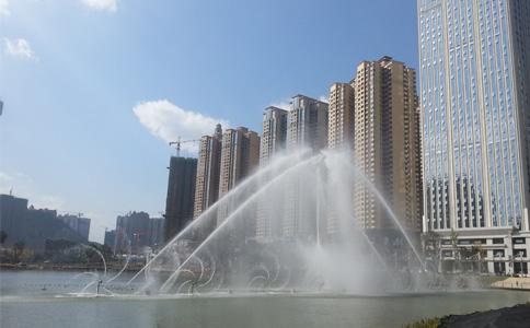 大型喷泉工程