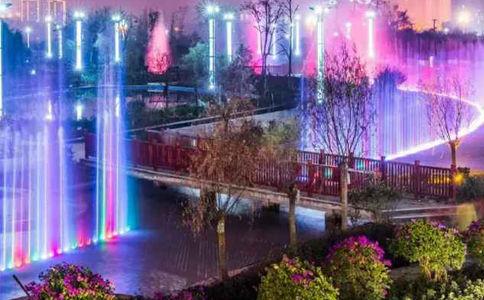 园林喷泉工程