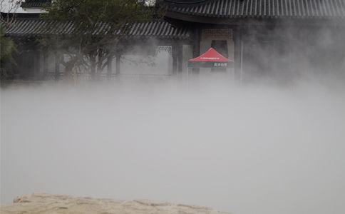 冷雾喷泉设备